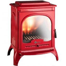 Чавунна піч INVICTA SEVILLE 10 кВт червона