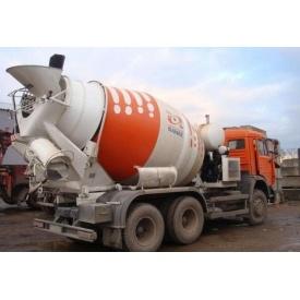 Доставка бетона миксером 4 м3