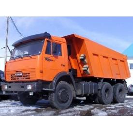 Доставка стройматериалов грузовиком Еврокамаз 17 т
