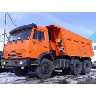 Доставка будматеріалів вантажівкою Еврокамаз 17 т