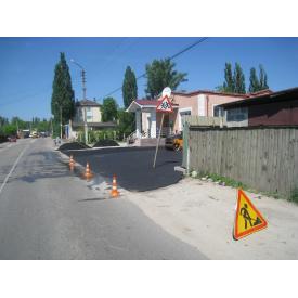 Асфальтирование придомовой территории
