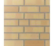 Клінкерна лицьова цегла Terca Havelland 240х115х71 мм жовта строката