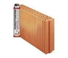 Керамический блок Porotherm 8 Dryfix 80x498x249 мм