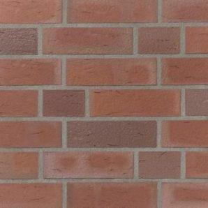 Клинкерный лицевой кирпич Terca R7 240х115х71 мм красный пестрый