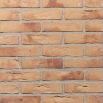 Кирпич ручной формовки Terca Lichtbrons 215х100х65 мм желтый пестрый