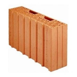 Керамічний блок Porotherm PTH 44 1/2 P+W Profi 440x124x249 мм