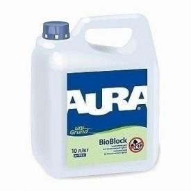 Грунтовка Aura Unigrund BioBlock 10 л