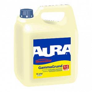 Ґрунтовка Aura Koncentrat GammaGrund 0,5 л