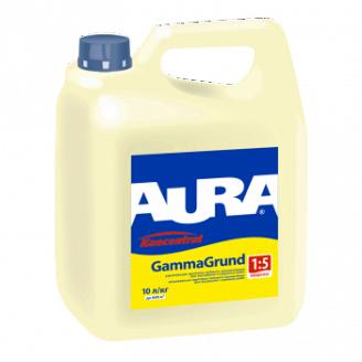 Грунтовка Aura Koncentrat GammaGrund 10 л