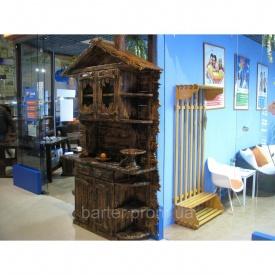 Меблі дерев'яні состаренная штучно