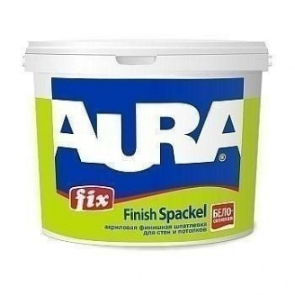 Шпаклевка Aura Fix Finish Spackel финишная 27 кг