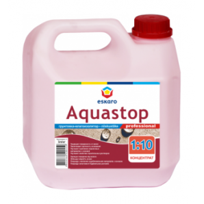 Зміцнююча грунтовка-концентрат Eskaro Aquastop Professional 0,5 л