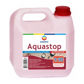 Укрепляющая грунтовка-концентрат Eskaro Aquastop Professional 0,5 л