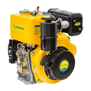 Двигатель дизельный Sadko DE-410MЕ 6,6 кВт
