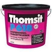 Водно-дисперсійний клей для паркету Thomsit P 618 15 кг