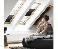 Мансардное окно VELUX GZL 1059В М10 деревянное 78х160 см