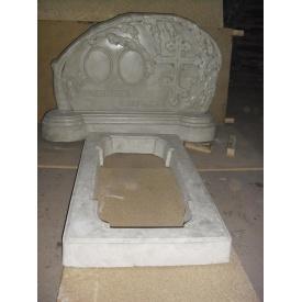 Памятник под мрамор из бетона