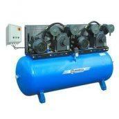 Компрессор поршневой REMEZA СБ4/Ф-500.W95T(ТБ) 7,5+7,5 кВт с ременным приводом