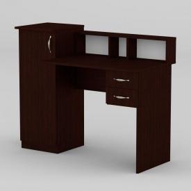Письмовий стіл Компанит Пі-Пі-1 1175х550х736 мм венге
