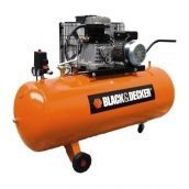 Компрессор поршневой Black&Decker CP150/2 2 кВт с ременным приводом