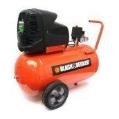 Компрессор поршневой Black&Decker CP5050P 1,5 кВт с прямым приводом