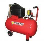 Компрессор поршневой Forte FL-50 1,5 кВт с прямым приводом