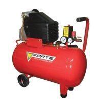 Компресор поршневий Forte FL-50 1,5 кВт з прямим приводом