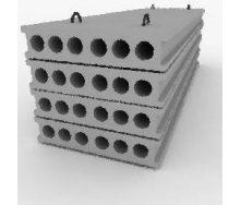 Плита перекрытия ПК 72-12-8 К1 582