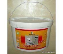 Грунтовка с кварцевым наполнителем QUARTZ GRUND концентрированная 5 кг