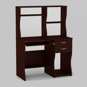 Компьютерный стол Компанит СКМ-8 1000х550х766 мм венге