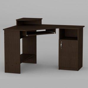 Комп'ютерний стіл Компанит СУ-1 1200х900х749 мм венге