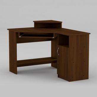 Компьютерный стол Компанит СУ-1 1200х900х749 мм орех