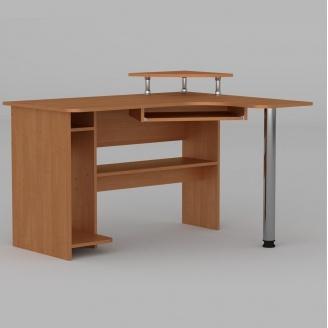 Компьютерный стол Компанит СУ-7 1200х1000х736 мм ольха