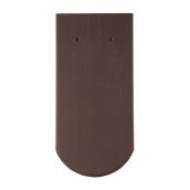 Черепиця Braas Опал Ангоба 380х180 мм коричневий