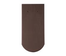 Черепица Braas Опал Ангоба 380х180 мм коричневый