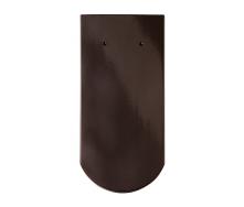 Черепица Braas Опал Глазурь 380х180 мм тековый