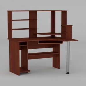 Компьютерный стол Компанит СУ-10 1200х1000х736 мм яблоня