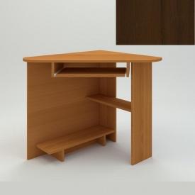 Комп'ютерний стіл Компанит СУ-15 757х757х736 мм горіх
