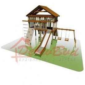 Дитячий майданчик STANDART 6 для дітей 6-14 років 540х630 мм 410 см
