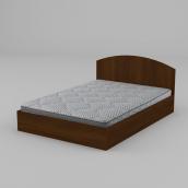Кровать Компанит 140 1444х750х2042 мм орех