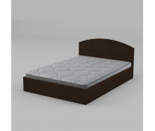 Кровать Компанит 140 1444х750х2042 мм венге