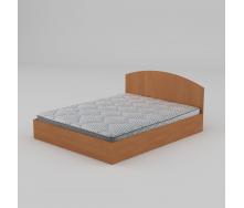 Кровать Компанит 160 1644х750х2042 мм ольха