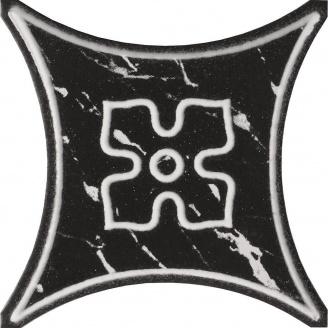 Плитка декоративная АТЕМ Texas 2 BK 100x100 мм (11184)