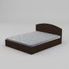 Кровать Компанит 160 1644х750х2042 мм венге