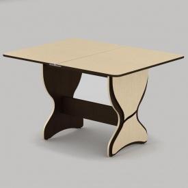 Стол кухонный Компанит КС-4 640x440x750 мм венге