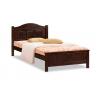 Кровать ONDER MEBLI SB 5000(O) 1000х1900 мм вишня