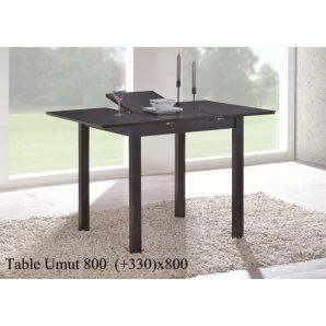 Обеденный стол ONDER MEBLI Umut венге