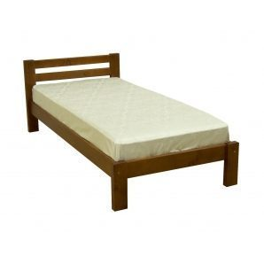 Кровать Скиф ЛК-127 200x90 см дуб