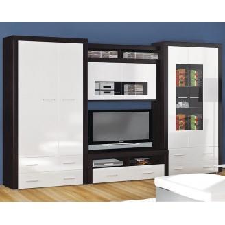 Гостиная Мебель-Сервис Рим 3440х565х2130 мм