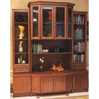 Гостинная Мебель-Сервис Эко-1 2065х1800х552 мм орех